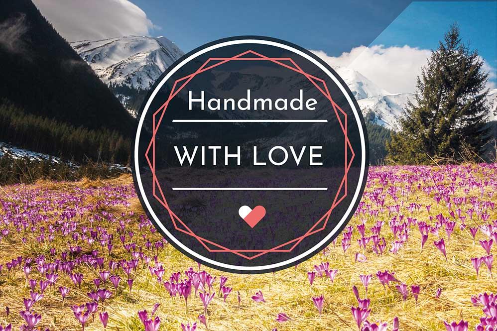 Idyllische Blumenwiese: Symbolbild für Liebeszauber