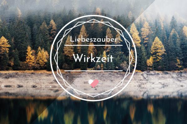 Dichter bunter Wald: Symbolbild für Wirkdauer Liebeszauber